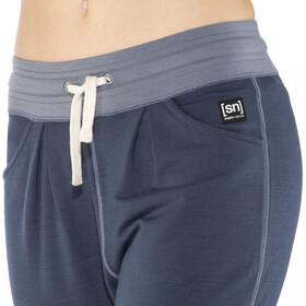 super.natural Comfort - Pantalones de Trekking Mujer - gris